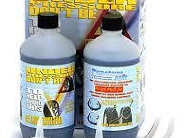 Puncturesafe High Speed Tyre Sealant & Puncture Preventative Cars, Vans, Motorcycles
